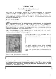 Museums-Quiz ab Kl. 6 [pdf] - Rheinisches Landesmuseum Trier