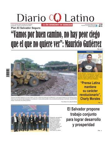 Edición 16 de Junio de 2017