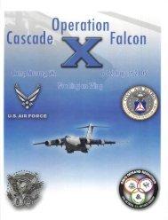 2005 Cascade Falcon Encampment X Annual