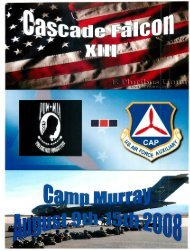 2008 Cascade Falcon Encampment XIII Annual