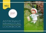 Lookbook zur Nähanleitung Astronaut von Lange Hand