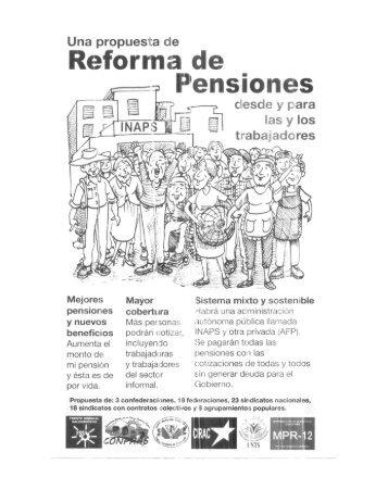 Reforma de penciones