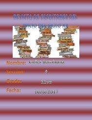 Revista de literatura
