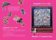 Seagulls ReUse Ltd. Mosaic & Creative Arts