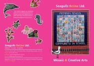 Seagulls ReUse Ltd. Mosaic & Creative Arts