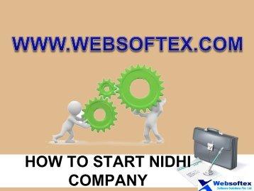 Nidhi Associates, Nidhi RD FD Software, Nidhi FD, Nidhi MIS Calculator, Nidhi Loan Calculator, Nidhi Company Rules