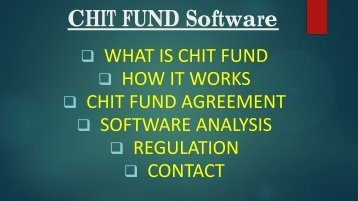Chits in India, Chits India, Good Chit Fund Companies India, Chits Funds in Bangalore