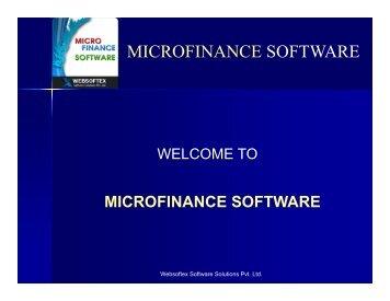 Microcredit Organization, Microfinance Business, Microfinance Model, Microfinance Company