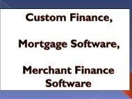 Pawn Broker Software, Custom Software, Custom Finance, ERP Software, CRM Software