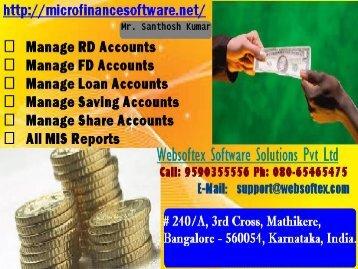 Co-Operative Societies, Microfinance, Microfinance Companies, Microfinance Service, Microfinance Development