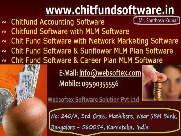 Print Software, Custom Software, Accounting Software, Co-Operative Software, RD FD Software, Billing Software