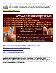 Online Chit Fund Software, Money Chit Fund Software, Chit Fund Management Software, Online Chit Fund