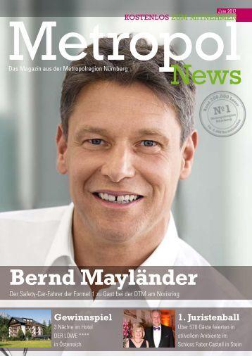 Metropol News Juni 2017