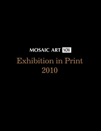PDF Link - Mosaic Art NOW