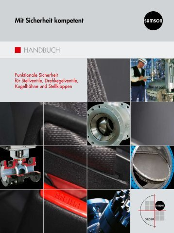 HANDBUCH - Samson AG Mess