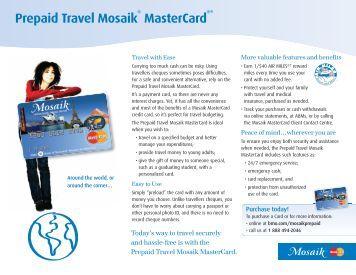 Rbc Prepaid Travel Card