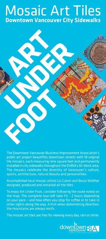 Mosaic Art Tiles - Downtown Vancouver Business Improvement ...