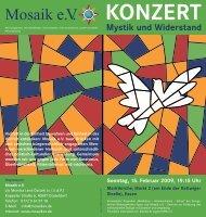 Mosaik-Taube Bearbeitet - Manfred Rompf