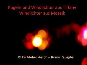 PDF Licht-Objekte-Tiffany-Mosaik - romy-raveglia.ch