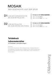 MOSAIK - Oldenbourg Verlag