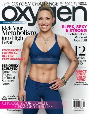 Oxygen USA – July August 2017