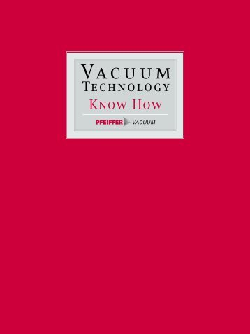 Vacuum Technology Know How - Triumf