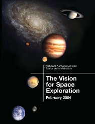 + The Vision for Space Exploration (1.9 Mb PDF - NASA