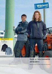 Style et fonctionnalité 2010/2011