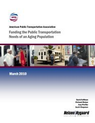 March 2010 - American Public Transportation Association