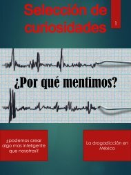 proyecto Español revista