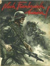 1 - 1940/1941 der Westfeldzug  als Durchmarsch in der Propaganda. Teil 1 der Soldatenzeitung