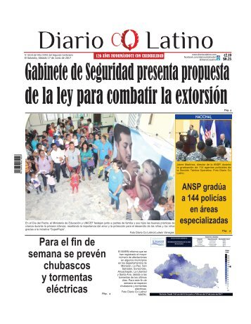 Edición 17 de Junio de 2017