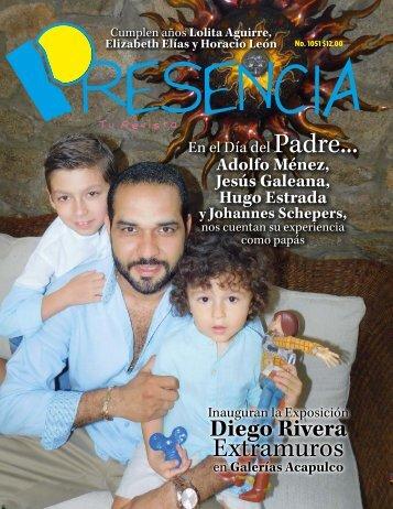 Revista Presencia Acapulco 1051