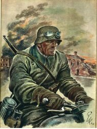 3 - 1940/1941 der Westfeldzug  als Durchmarsch in der Propaganda. Teil 3 der Soldatenzeitung