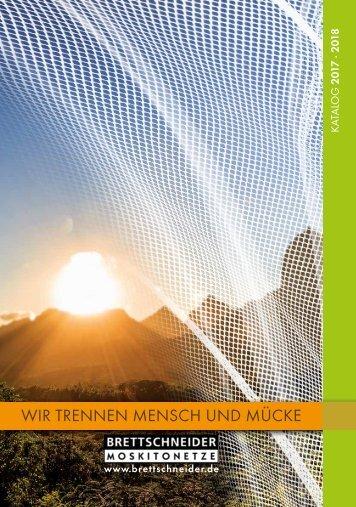 Brettschneider Katalog 2017-2018