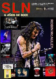 SOUNDS LIKE NEW Nº 47 (HEAVY AND HARD ROCK FANZINE)