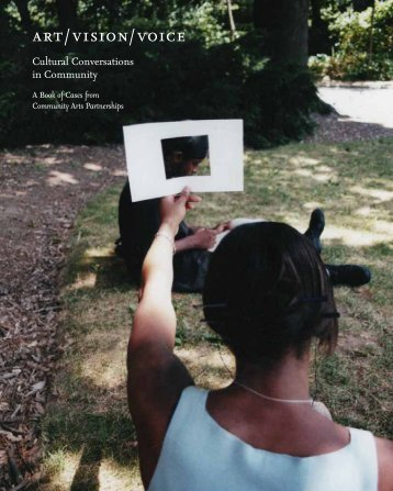 art/vision/voice - Maryland Institute College of Art