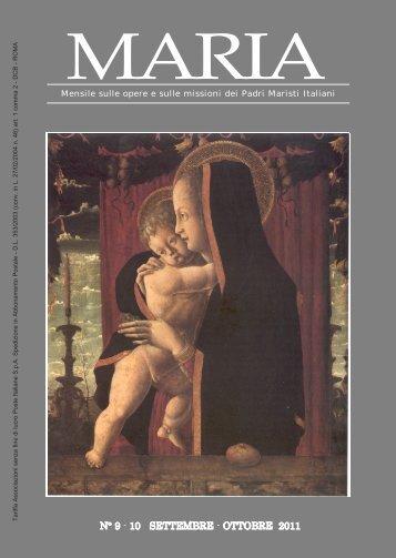 p. mario castellucci - Padri Maristi