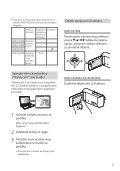 Sony HDR-CX200E - HDR-CX200E Mode d'emploi Serbe - Page 7