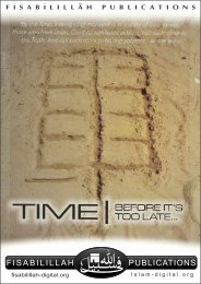 Time - Befors its to Late