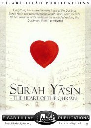 Surah Yasin - The Heart of the Quran