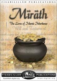 Mirath - The Laws of Islamic Inheritance