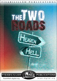 The Two Roads - Heaven and Hell