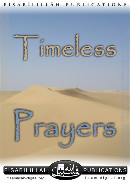 Timeless Prayers