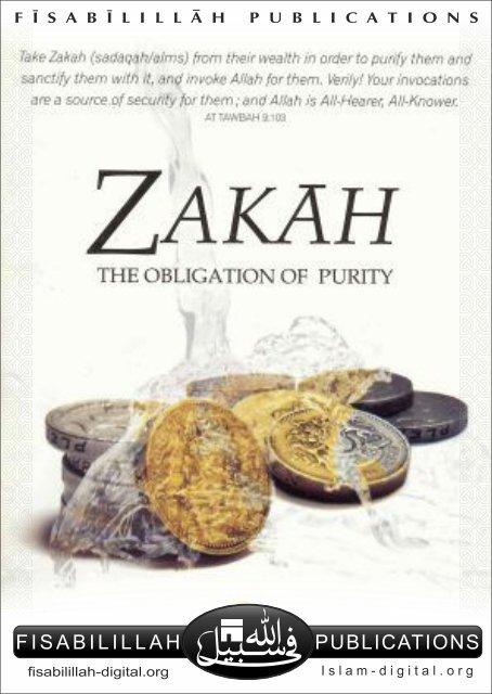 Zakah - The Obligation of Purity