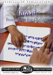 Tajwid - Beautifying the Quran