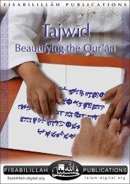 Tajwid - Beautifying the Quran