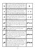 Tajwid - Beautifying the Quran - Page 6