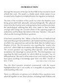 Qran - Surah al-Kahf - The Cave - Page 2