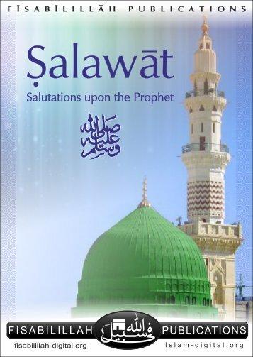Salawat - Salutations Upon the Prophet